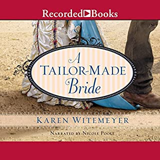 A Tailor-Made Bride  cover art