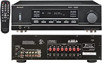 SHERWOOD RX-5502 2Ch 100W Multisource Dual-Zone A/V Receiver Consumer Electronics