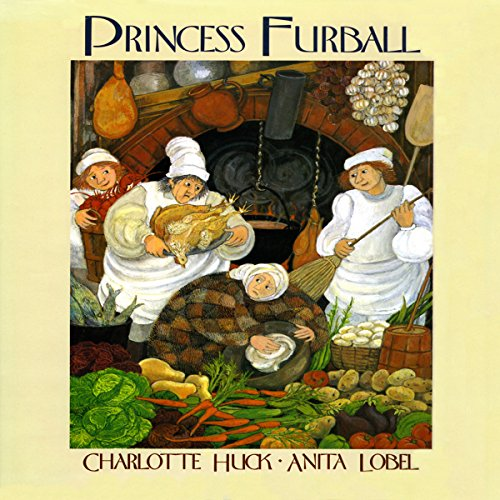Princess Furball cover art