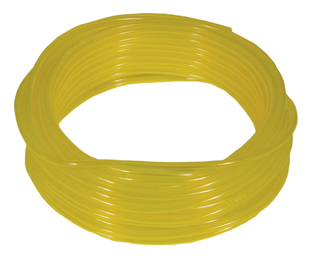 Stens 115-324 Clear Yellow Fuel Line, 0.080