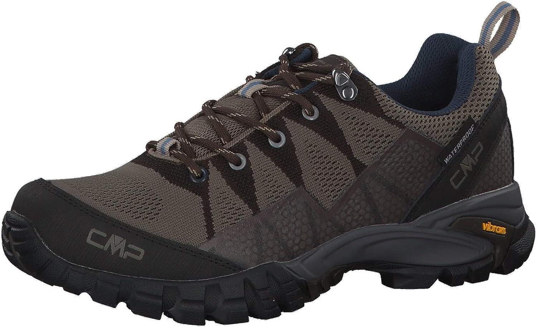 CMP Tauri Faible, Chaussures de Randonnée Basses Homme