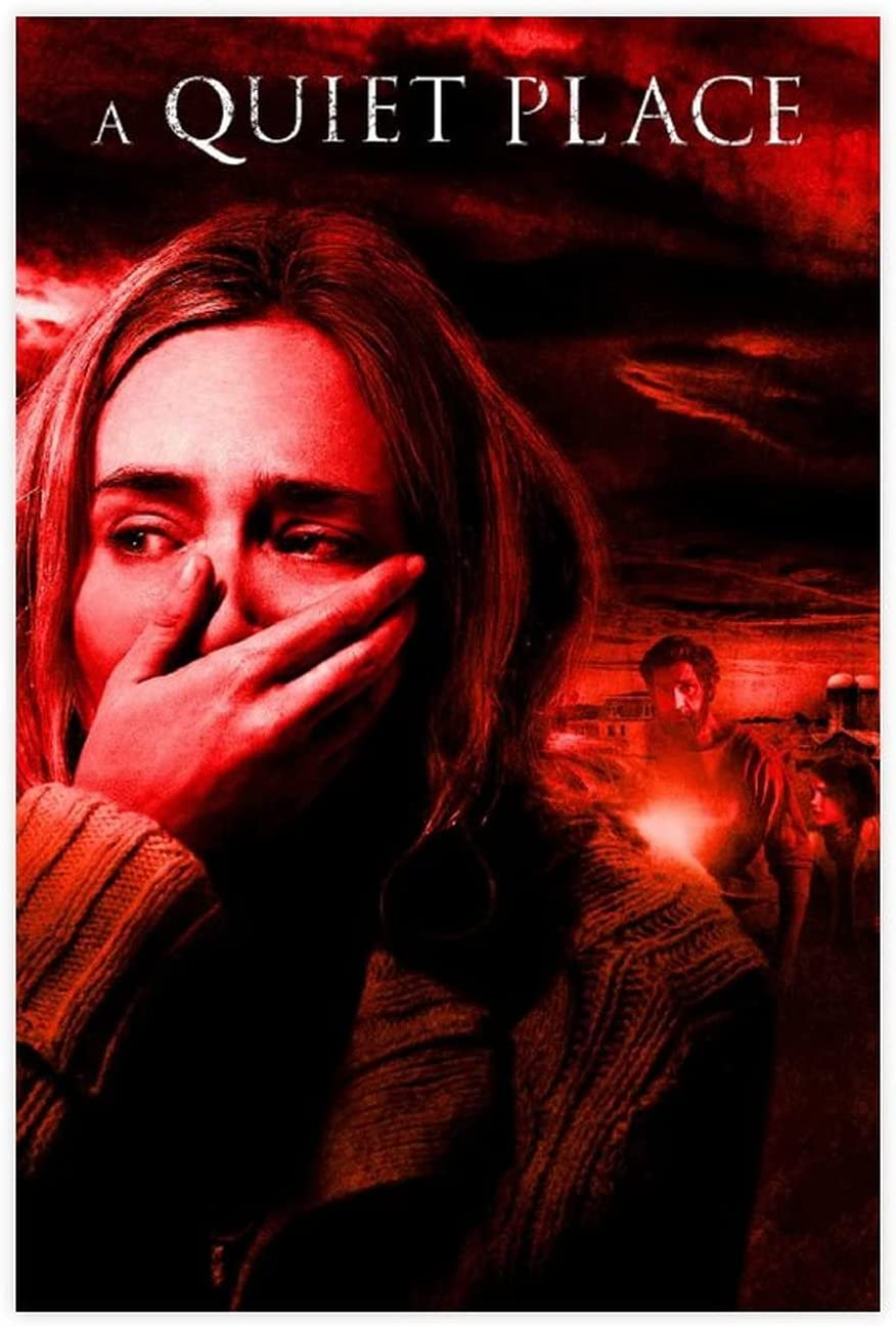 A New mail order Quiet Place Albuquerque Mall Poster Movie Classic Post Star