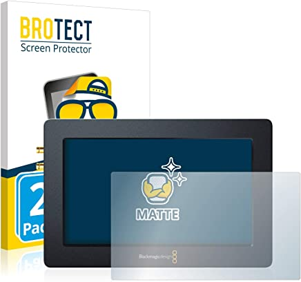 HD-Entspiegelung FX Folie atFolix Schutzfolie kompatibel mit HP EliteDisplay E240c 23.8 inch Displayschutzfolie