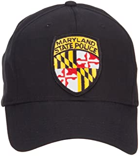 e4Hats.com Maryland State Police Patched Cap