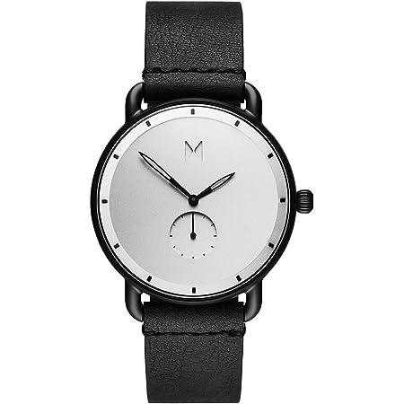 MVMT Men's Slim Minimalist Vintage Watch
