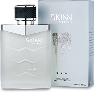 Skinn Raw Perfume for Men, 100ml