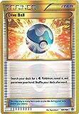 Pokemon - Dive Ball (161/160) - XY Primal Clash - Holo