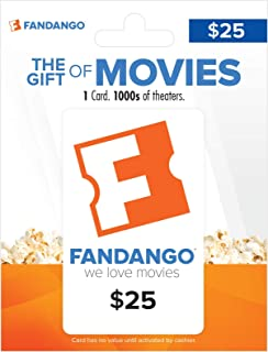 fandango gift card participating theaters