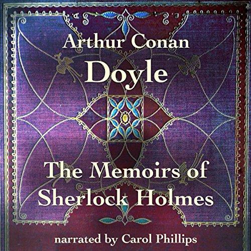 Couverture de The Memoirs of Sherlock Holmes