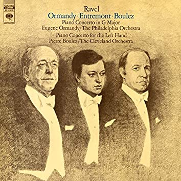 Ravel: Piano Concerto in G Major & Piano Concerto for the Left Hand