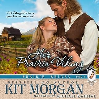 Her Prairie Viking audiobook cover art