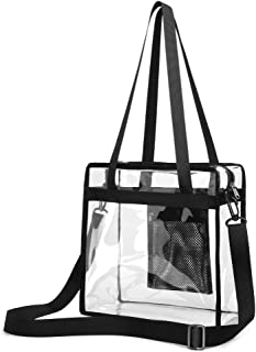 Best clear 12 x 12 x 6 stadium tote bag Reviews