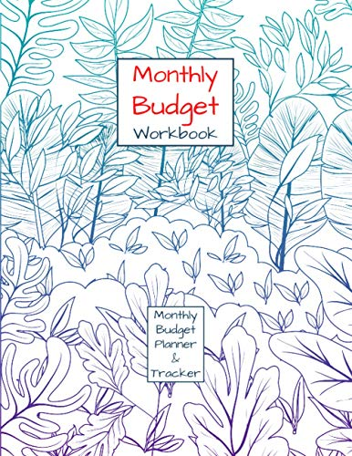 Compare Textbook Prices for Monthly Budget Workbook | Undated Detailed Manager | Budget Planner & Tracker Journal Notebook: Family, Household & Personnal Financial Organizer & ... & Tracking - Colored Or Black & White  ISBN 9798567314111 by Di, Jo