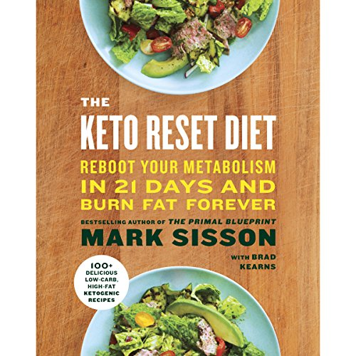 Couverture de The Keto Reset Diet