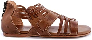 BED STU Womens Cara Tan Rustic 6 M