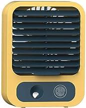 Draagbare Luchtkoeler, Persoonlijke Mini Airconditioner Ruimte Koeler Tafelventilator Desktop Koeler voor Thuiskantoor