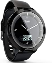LOKMAT Smart Quartz Watch, Fitness Tracker with Heart Rate,Sleep Monitor,Pedometer,Remote Camera,Call/SMS Reminder,IP68 Waterproof Smartwatch for Android and iOS
