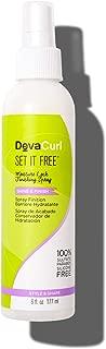 DevaCurl Set it Free Finishing Hair spray; 6 Ounce