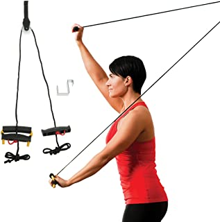 Lifeline Econo Shoulder Pulley for Increased Shoulder Strength, Motion and Flexibility