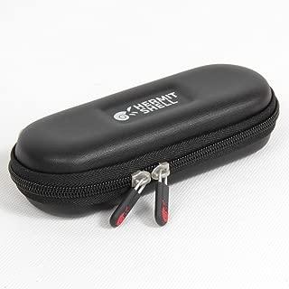 Hermitshell Travel EVA Case Carrying Pouch for Anker PowerCore+ Mini 3350mAh Lipstick/iXCC 3400mAH / Poweradd Slim2 5000mAh / RAVPower/Jackery 3200mAh Portable Charger External Battery Power Bank