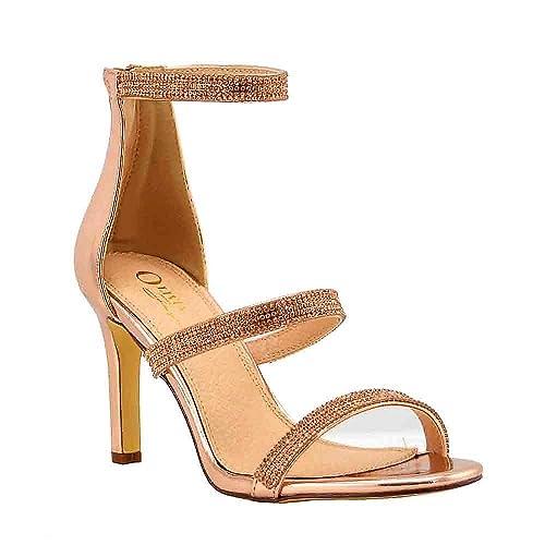 402a2ebeec96 Olivia Jaymes Women s Casual Dress Sandal