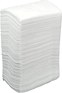 Iconikal Disposable 11.5 x 8-inch Dry Floor Dust Mop Pad Refills, 90-Count