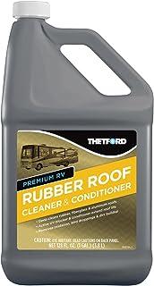 Thetford Premium RV Rubber Roof Cleaner & Conditioner - Non-Toxic - Non-Abrasive - Biodegardable - 1 Gallon 32513