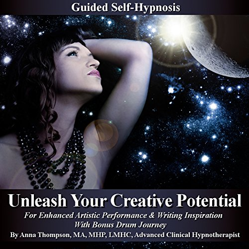 Unleash Your Creative Potential audiobook cover art