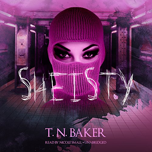 Sheisty audiobook cover art