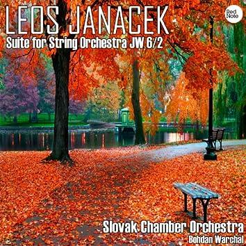 Janacek: Suite for String Orchestra JW 6/2