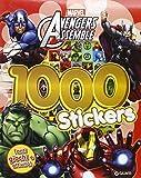 Avengers assemble. 1000 stickers. Con adesivi. Ediz. illustrata...