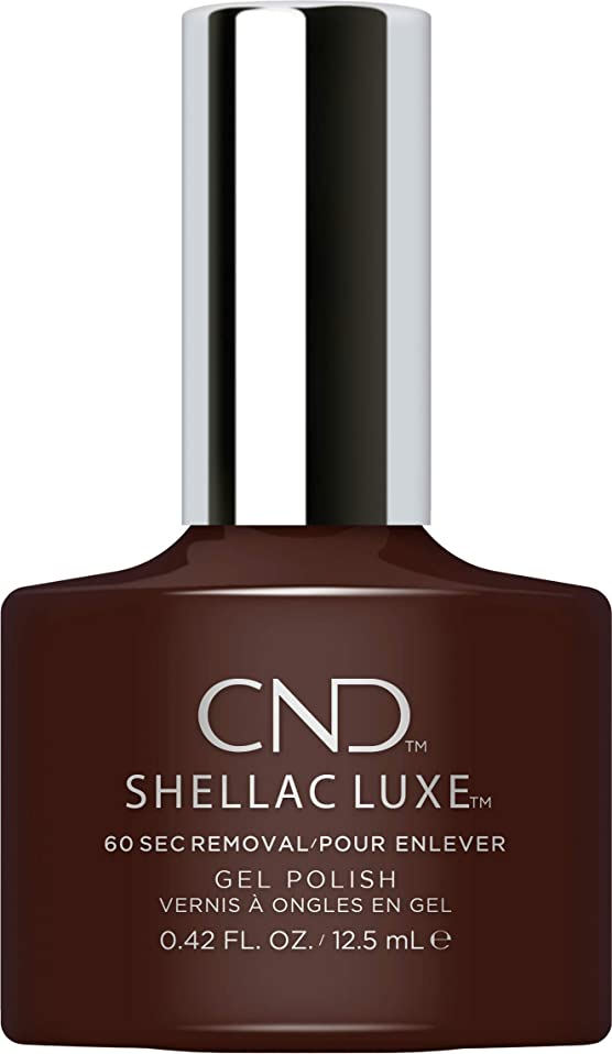 キッチン論理的に中絶CND Shellac Luxe - Fedora - 12.5 ml / 0.42 oz