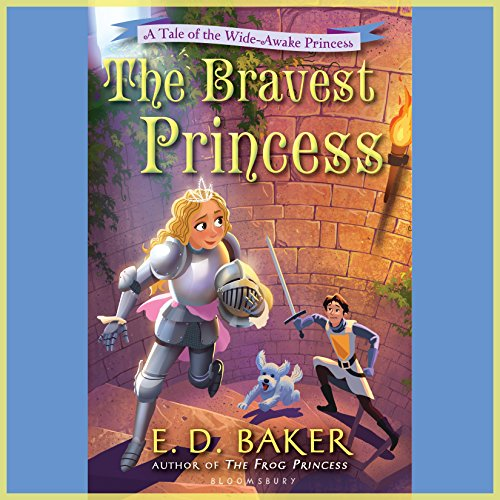 The Bravest Princess cover art