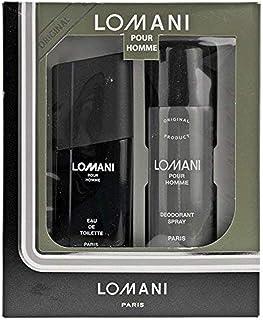 Lomani 2 Piece Gift Set for Men