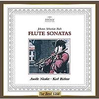 J. S. Bach: Flute Sonatas by Aurele Nicolet (2015-05-20)