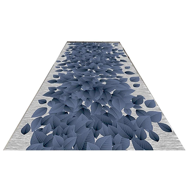 乳白色エレクトロニックラバLJJL 廊下のカーペット ラグランナー、リビングルームベッドルームキッチンオフィス用の屋内/屋外の床の装飾のためにエクストラロングラグマット (Size : 60×100CM)