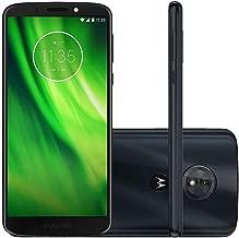 Motorola Moto G6 Play XT1922-5 32GB 5.7in Dual SIM 4G LTE Factory Unlocked Smartphone International Version - No Warranty (Deep Indigo) (Renewed)
