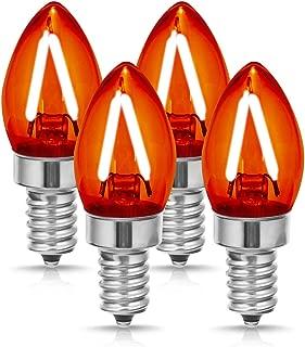 Best red led night light bulbs Reviews