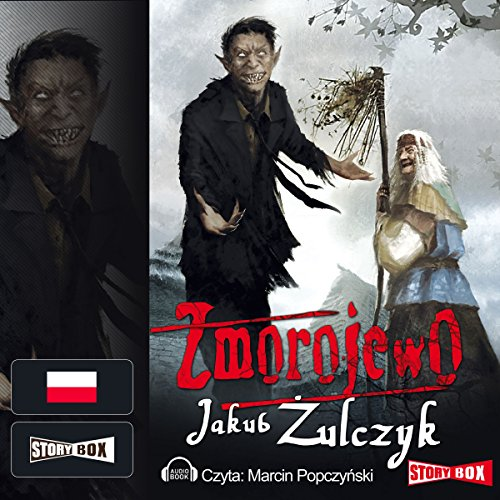 Zmorojewo audiobook cover art