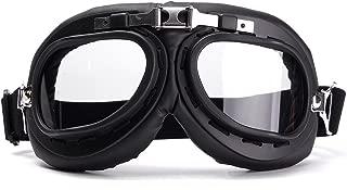 generic motorcycle biker flying goggles helmet glasses protector windproof anti-uv