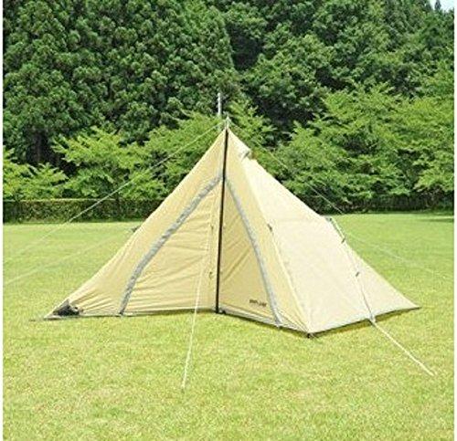 [ユニフレーム] キャンプ テント REVOルーム4 プラス 680896