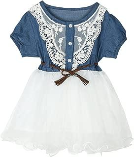 ❤️Baby Dress,Hot 2018 Cute Beautiful Baby Girls Infant Toddle Children 2Pcs Bow Striped Tops+Tutu Skirt Set