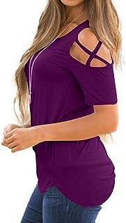 Y BlusasRopa esÚnica CamisetasTops Amazon Camisetas QtdsrCh