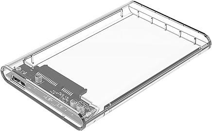 ORICO 2. 5 inch Transparent USB3. 0 Hard Drive Enclosure (2139U3)