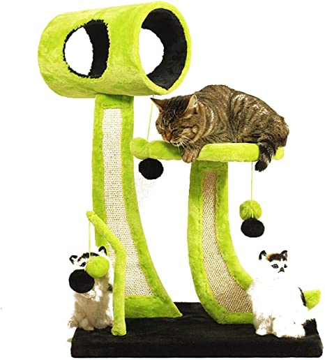 Árbol Rascador Para Gatos Muebles Creativos Para Mascotas ...