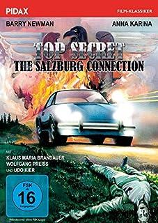 Top Secret - The Salzburg Connection / Packender Thriller mit Starbesetzung (Pidax Film-Klassiker)