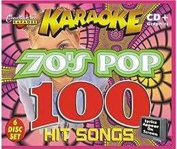 Chartbuster Karaoke 70's Pop CD+G