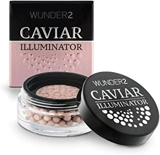 WUNDER2 CAVIAR ILLUMINATOR MAKEUP – Cream Highlighters with highly pigmented beads that will illuminate & smoot your skin