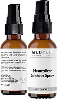 MedPeel Neutralizer Solution Spray (1oz/30ml)