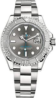 Rolex Dark Rhodium Dial 40 mm Mens Watch - Yacht-Master 40 116622